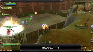 Server vs Eternity | Allods Storm PvP