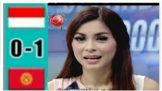 Download Video Indonesia vs Kirgistan 0 - 1 //  Highlight and Gol MP3 3GP MP4