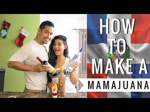 "How To Make Mamajuana Dominican Republic "" Viagra ""  Drink alcohol"