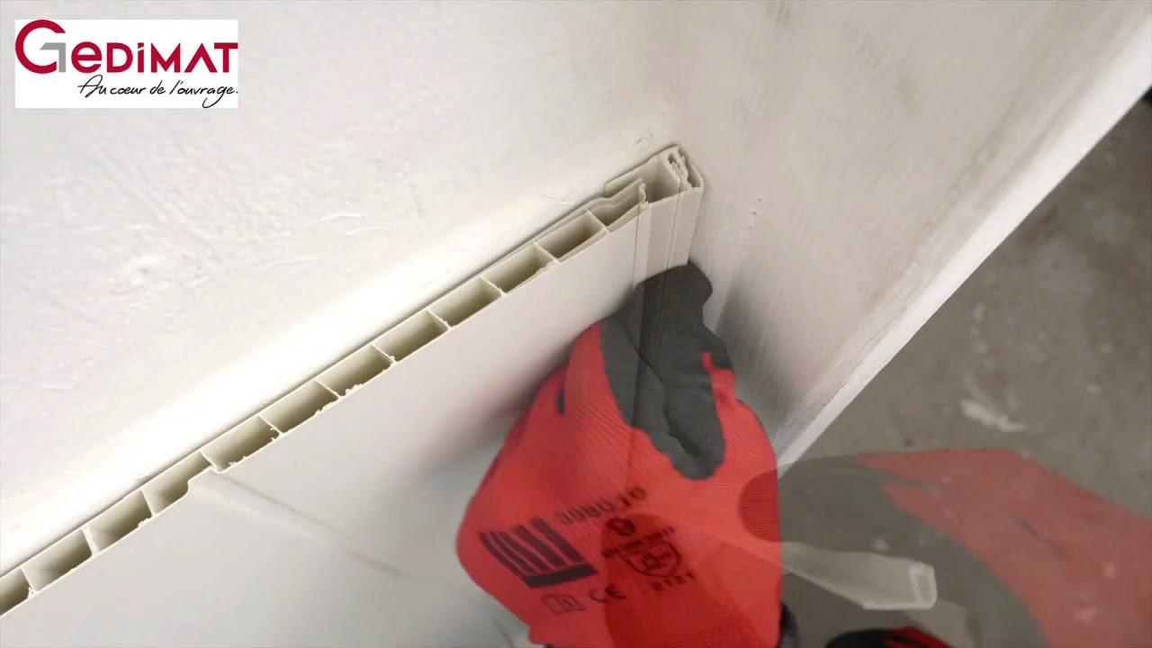 Coller Du Lambris Pvc Gedimat Ma Maison De A à Z