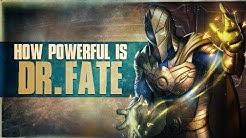 How Powerful Is Doctor Fate?