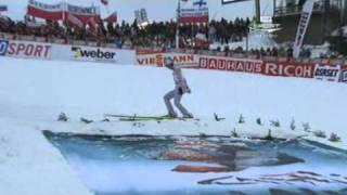 PŚ w Lahti 13.03.2011 - Adam Małysz, II seria - 124 m