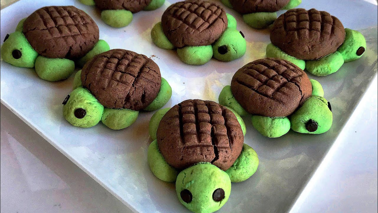 Kaplumbağa Kurabiye