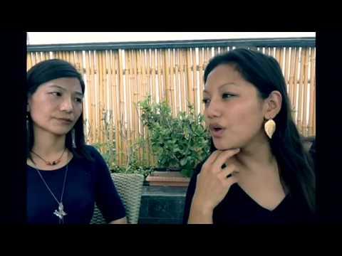 Ninth Coffeehouse Culture TalkShow: Tenzin Dickyi Sinzitsang.