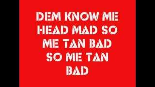 Popcaan - Head Bad Lyrics (Follow @DancehallLyrics )