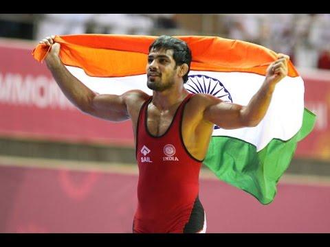 CWG 2014: Wrestler Sushil Kumar achieved Gold Again for India