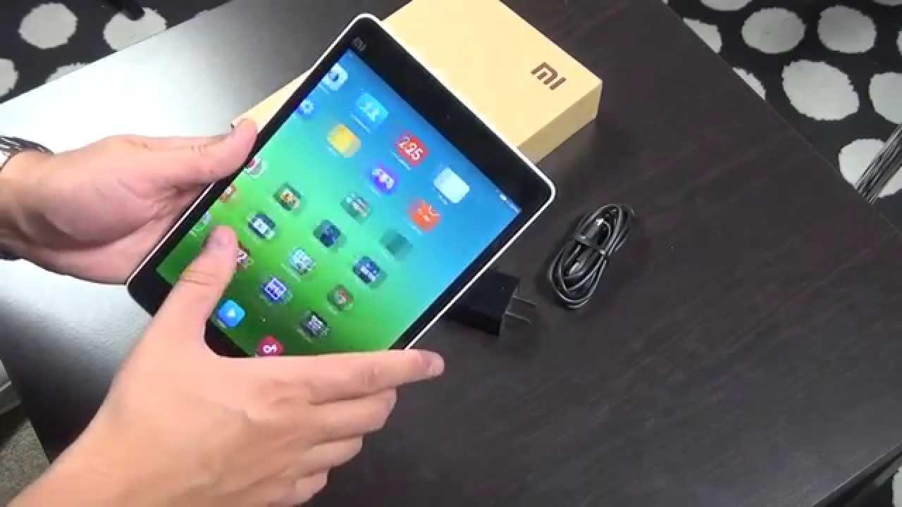 Распаковка планшета Xiaomi MiPad 2 16GB Silver - YouTube