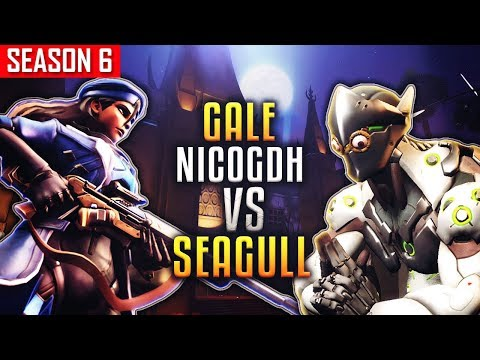Seagull Getting Bullied By Gale Adelade & NicoGDH [S6 TOP 500]