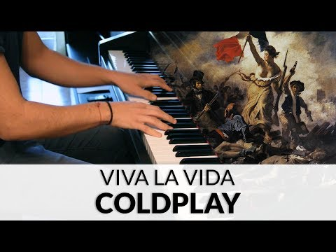 Coldplay - Viva La Vida | Piano Cover