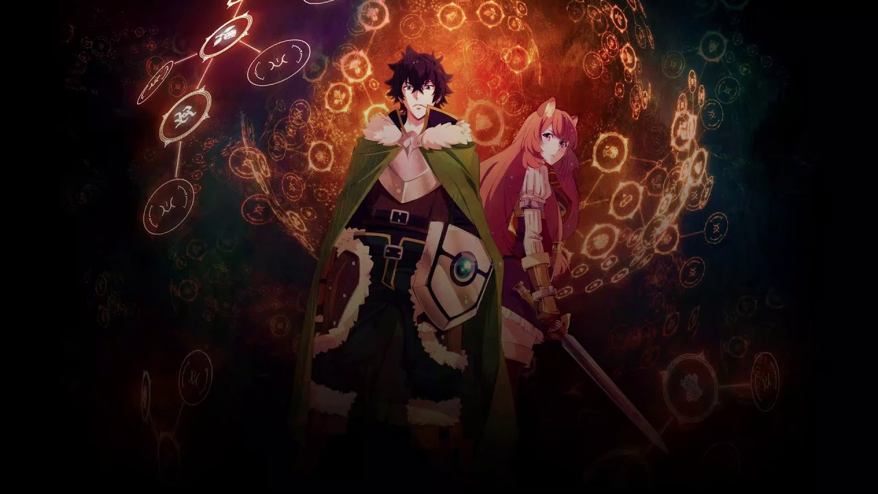 The Rising Of Shield Hero Live Wallpaper Ost Youtube