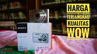 Sony Dsc W830 | Review Photo & Video Indonesia