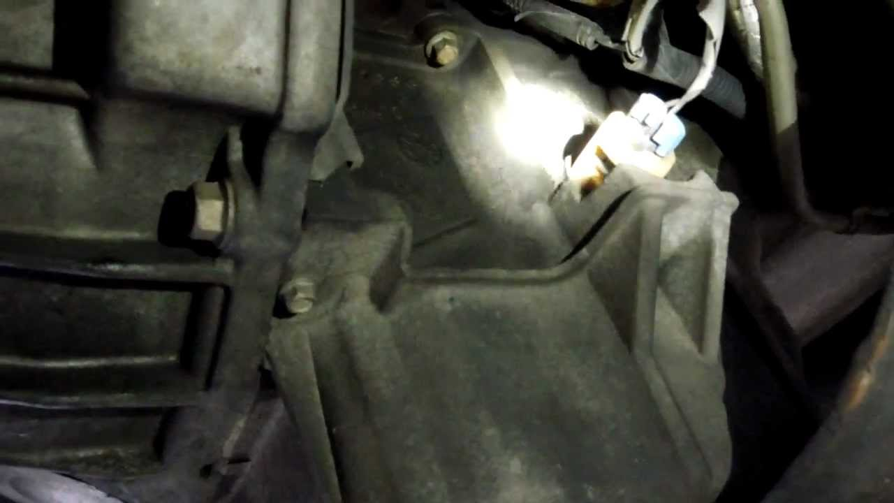 2004 Gmc Yukon Xl 1500 53l Oil Level Sensor And Bonus Drain Gm Fuel Wiring Plug Locations Youtube