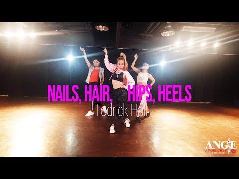 Nails, Hair, Hips, Heels by Todrick Hall | @Angie Chen Choreography  6月捐獻班 thumbnail