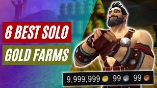 6 Best Solo Gold Farms   Shadowlands Gold Farming