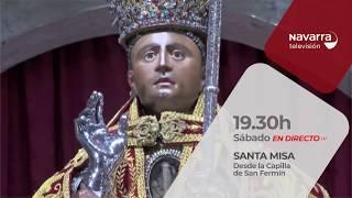 PROMO SANTA MISA 4ª ESCALERA DE SAN FERMÍN - NAVARRA TELEVISIÓN