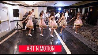 Belen Hernandez Quinceanera Waltz and AMAZING  Surprise Dance