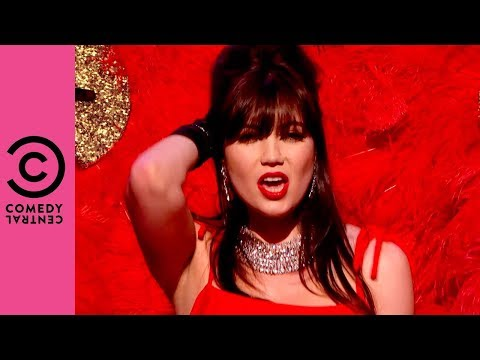 """Daisy Lowe Performs Peggy Lee's """"Fever"""" 