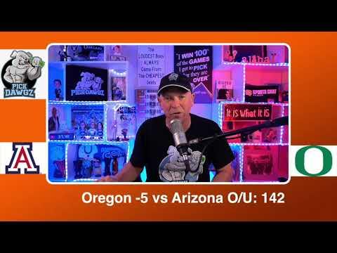 Oregon vs Arizona 3/1/21 Free College Basketball Pick and Prediction CBB Betting Tips