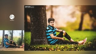 Gambar cover photo manipulation l photo editing in photoshop