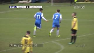 Stalybridge Celtic Vs Sutton Coldfield (League) 03/02/2018 - Highlights