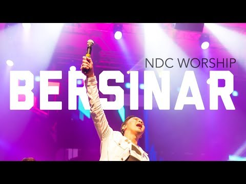Bersinar (Album Faith/NDC Worship Live)