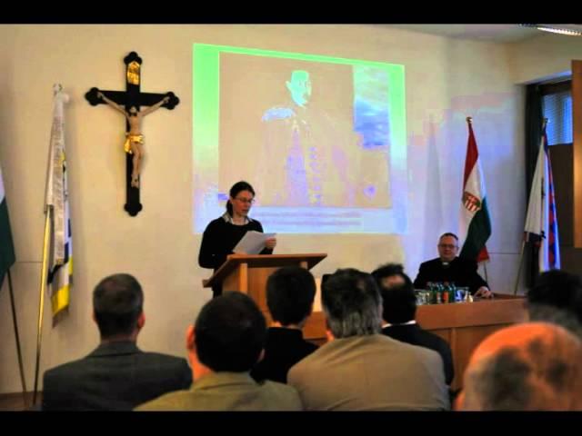 Bedy Vince-emlékkonferencia - Kádár Zsófia: Tercia probációs jezsuiták
