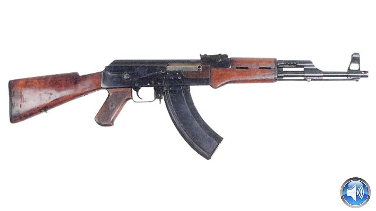gunshot sounds ak 47