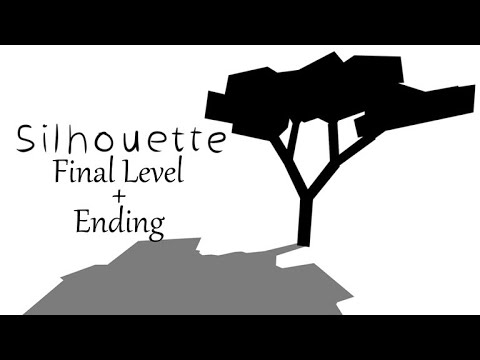 Silhouette Final Level + Ending | Roblox