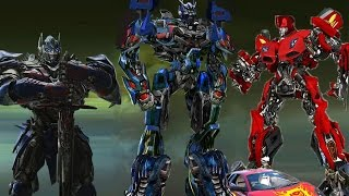 Transformers 5 - The New Autobot Leader