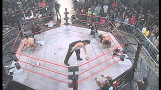 Bound For Glory 2008: Monster