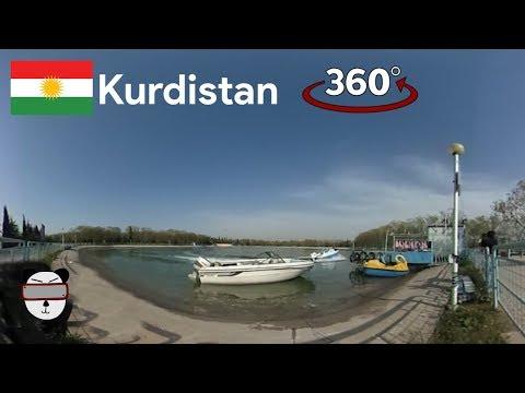 360° Speedboat | Erbil, Iraqi Kurdistan