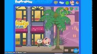 Poptropica Walkthrough: Back Lot Island (demo)