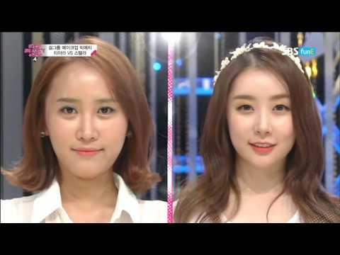 Vietsub TARA   Star Beauty Show cut ( Eungjung nói mình gióng người Việt Nam )