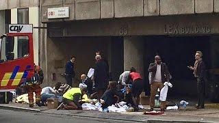 اعتداءات بروكسل: تسلسل الأحداث في الإنفجار الذي وقع بمحطة مالينبيك    22-3-2016