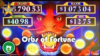 ⭐️ NEW - Oŗbs of Fortune slot machine, 2 bonuses