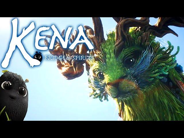 Kena: Bridge of Spirits #7 🧑🏻 Das Ende   Finale ☄️ [Lets Play Gameplay Deutsch German]