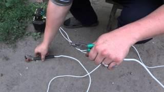 самодельная сварка медных проводов(, 2013-07-07T18:39:12.000Z)