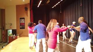 Latin Arts Night at Talley Middle School 10/30/19