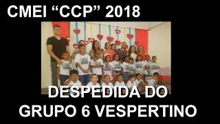 VÍDEO DE ENCERRAMENTO - Grupo 6 Vespertino.