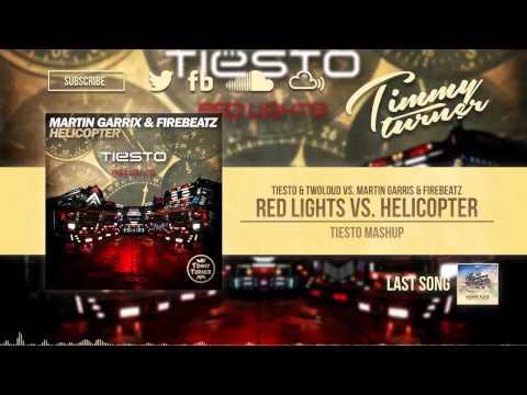 Tiesto & twoloud vs. Martin Garrix & Firebeatz - Red Light vs. Helicopter (Tiesto Mashup)