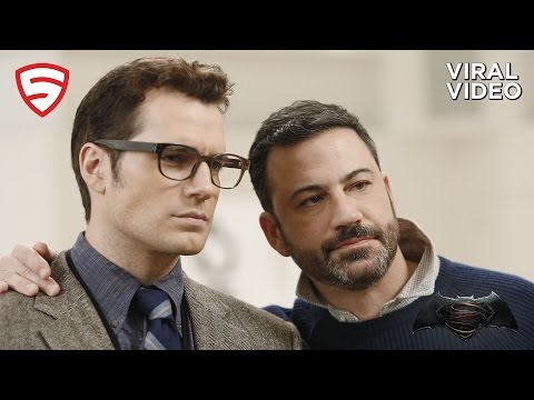 "Deleted Scene from ""Batman v Superman"" Starring Jimmy Kimmel Review"