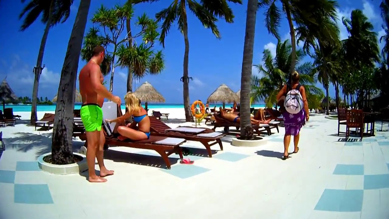 Sun Island Resort Spa Maldives Januar 2017 Dji Feiyu