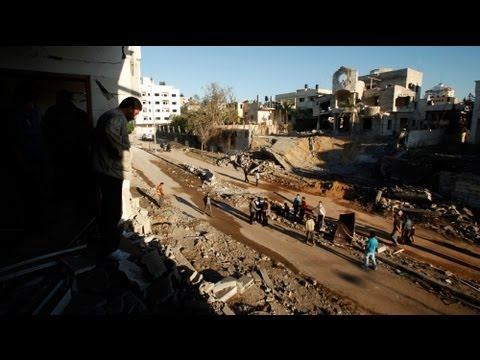 Six killed in renewed strikes between Israel and Gaza Strip