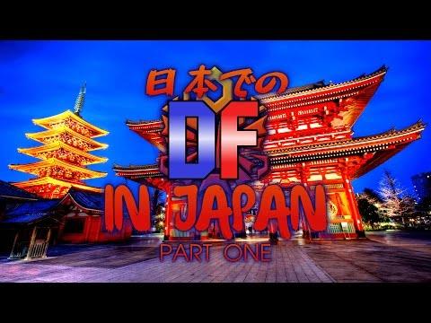 DF in Japan: Part 1 (Bits of Tokyo, Road to Koyasan)
