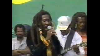 Bunny Wailer ~ Ram Dance Hall, Jolly Session & Sabotage ~ Live 1987