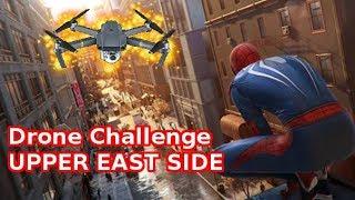 Spider-Man - Drone Challenge (Upper East Side) Gold Medal: 45917 Points