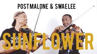 Post Malone Swae Lee Sunflower 2019 Violin Cover.mp3