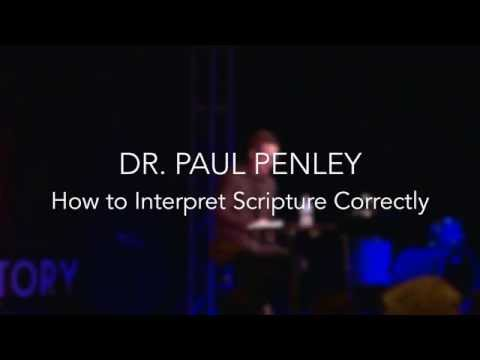 Hermeneutics #12: Interpreting the Bible in its Historical Context - Part 1