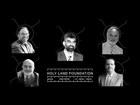 Life Sentences for Charity Work - Free the Holy Land 5!