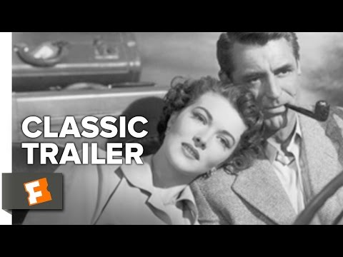 Crisis (1950) Official Trailer - Cary Grant, José Ferrer Drama Movie HD